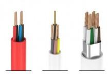 Кабели для систем связи, сигнализации и телекоммуникаций